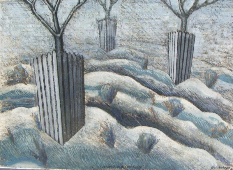 "John Bainbridge (1918-78) ""Melbourne Park""1943"