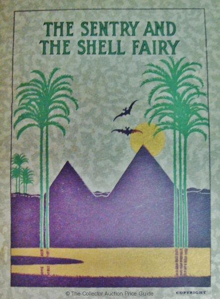 The Shell Fairy