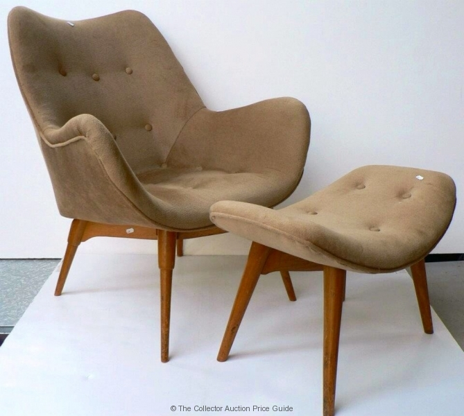 Grant Featherston chair and stool