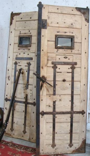 Pentridge Prison cell doors