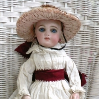 French c1880's BRU JNE Bebe DOLL