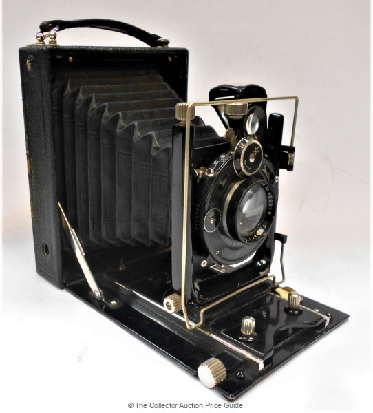 C19101920 Compur Ica Dresden Folding Camera Sold For 81